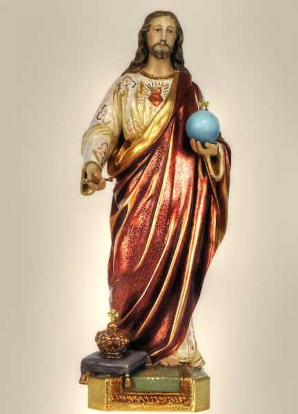 Most-Sacred-Heart-of-Jesus-Christ-The-King-Statue
