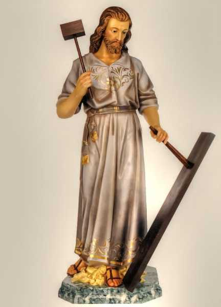 Saint-Joseph-the-Worker-Statue