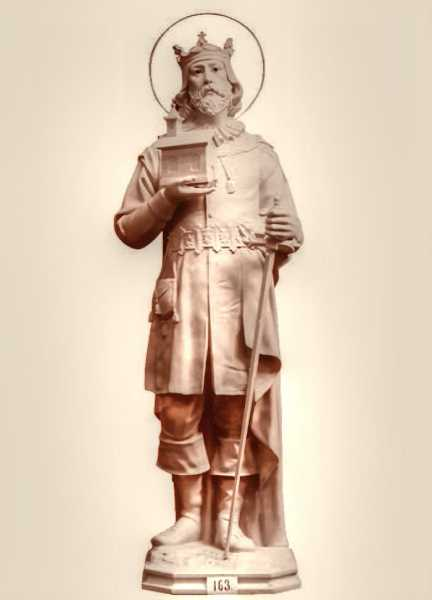 Saint-Henry-Holy-Roman-Emperor-Statue