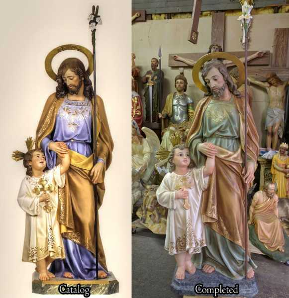 Joseph-and-Child-Jesus-Custom