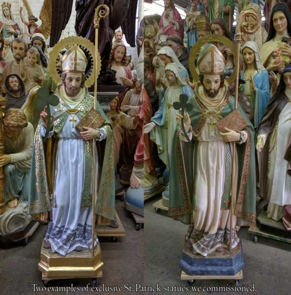 Saint-Patrick-Statues-Exclusive