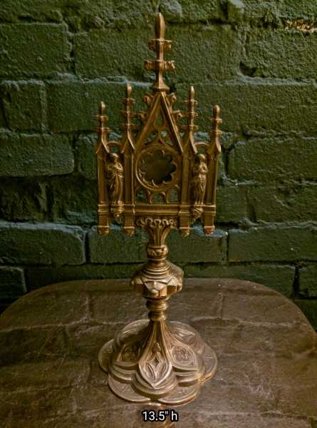 Amazing-Antique-Gothic-Reliquary-2