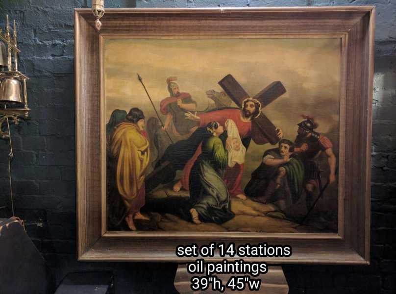 Incredible-Oil-Painting-Stations-of-the-Cross