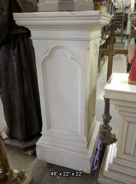 Used-Pedestal-for-Statues-35
