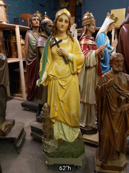 Large-Saint-Barbara-Statue
