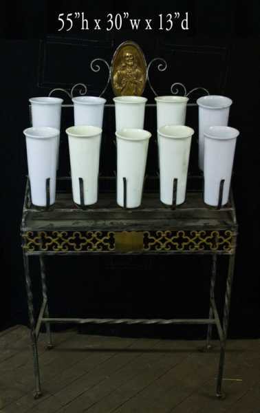 Used-Church-Votive-Stand-2
